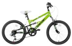 "Apollo 20"" kids mountain bike £89 @ Halfords"