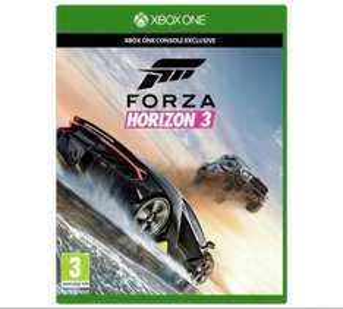 Forza Horizon 3 (XBOX ONE) **Black Friday Argos Deal**!