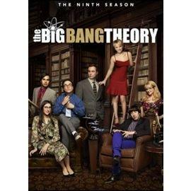 Big Bang season 1-9 £30 @ tesco