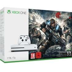 Xbox One S 1TB Gears of War Bundle with Forza Horizon 3 plus Tomb Raider and NOW TV 2 Month Sky Cinema Pass £279.99 @ GAME