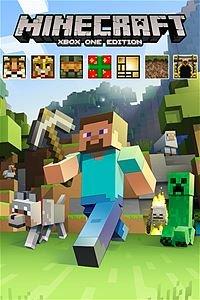 Xbox One Minecraft Favourites Edition £11.99 @ Microsoft