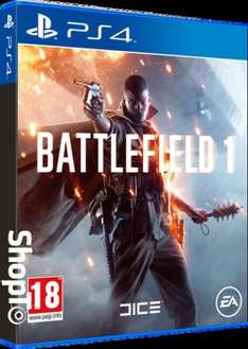 Battlefield 1 (PS4/XB1) £31.85 @ ShopTo