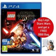 LEGO STAR WARS with free BB8 Bag! £14.99 @ Argos