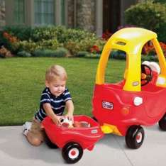 little tikes trailer red or pink £16.00 @very free c&c