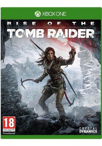 Rise Of The Tomb Raider xbox one £15.99 @ Argos