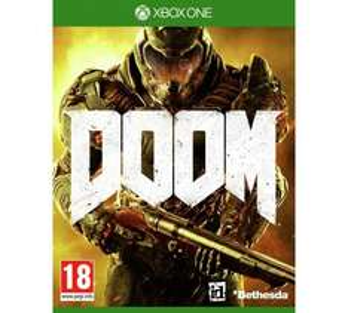 Doom Xbox one at Argos £14.99