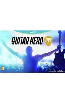 Guitar Hero Live (Wii U/PS3/360) £12.99 @ Argos