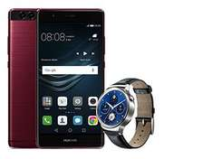 Huawei P9 (Red/Silver/Black) + W1 Classic SmartWatch - Black Friday @ Vodafone Online/InStore £24.00 PM/£30 Upfront. + Possible 20% Off via LiveChat!