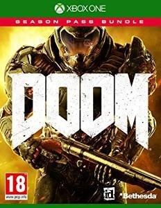 Doom plus season pass £19.99 @ Amazon Xbox one Ps4/Pc