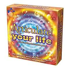 articulate you life - only £11.99 (Prime) down from £33 @ Amazon