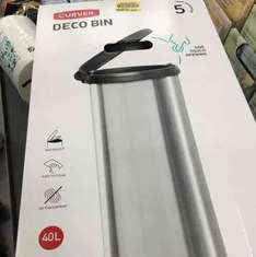Curver Deco 40L Bin - Only a £1 instore at Tesco