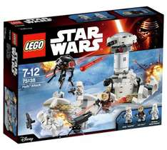 LEGO Star Wars Hoth Attack Playset at Argos for £9.99