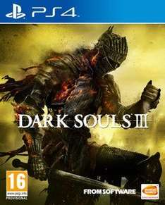 Dark Souls III | PS4 | New | Free P&P | £22.99 @Zavvi
