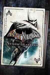 Batman: Return to Arkham @ Xbox store