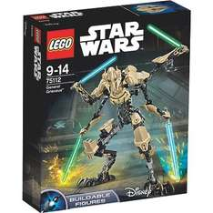 LEGO Star Wars - General Grievous 75112 £18.97 at George Asda