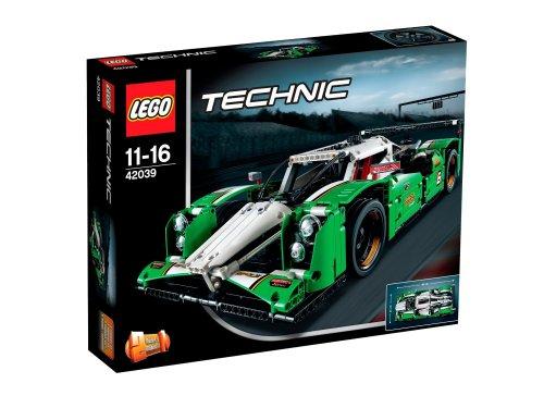 LEGO Technic 42039: 24 Hours Race Car  £49.99 @ Amazon