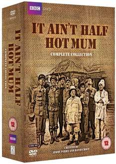 It Ain't Half Hot Mum - Complete Collection [DVD] [1974] £13.50 @ Tesco and Amazon