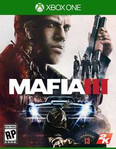 Mafia III 3 - Xbox One & PS4 - £30 Tesco Direct Free C&C or Free Delivery