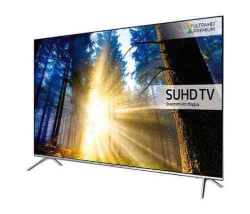 SAMSUNG UE55KS7000 55 inch 4K Quantum Dot Ultra HD Premium Smart LED TV Freeview HD Freesat HD - £949 richer sounds!