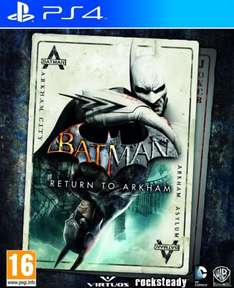 Batman: Return to Arkham £19.95 at The Game Collection