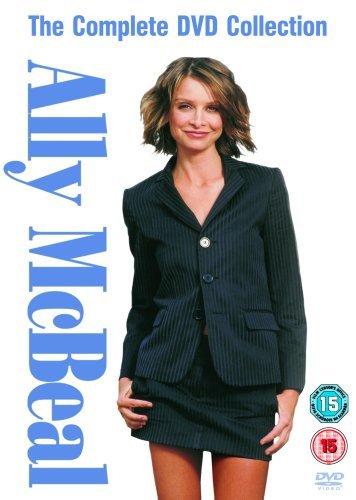 Ally McBeal - The Complete DVD Collection £24.99 > £15.01 (Prime) / ££18 (non Prime) @ Amazon
