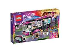 Lego friends pop start tour bus 41106 reduced to £17.49 Amazon free delivery with prime
