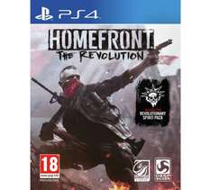 Homefront The Revolution Ps4/Xbox One £11.99 (Argos)