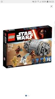 Lego Star Wars Escape Pod - Argos
