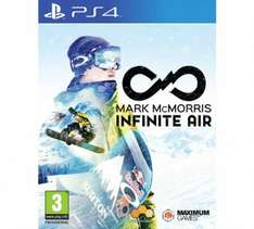 Mark Mcmorris Infinite Air PS4 (Argos)