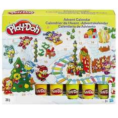 Playdoh Advent Calendar £8.99 Delivered from Amazon