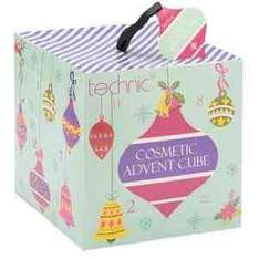 technic cube advent calendar