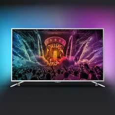 Philips 49PUS6561/12 49 Inch 4K Ambilight Android TV, 5yr warranty £529.99 at Costco