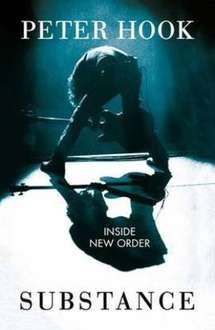 Signed copy of Substance by Peter Hook £8.99 thebookpeople