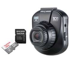 Nextbase 101 Dash Cam with 8GB SD Card £39.99 @ Argos