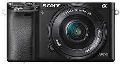Sony a6000 at Amazon for £398