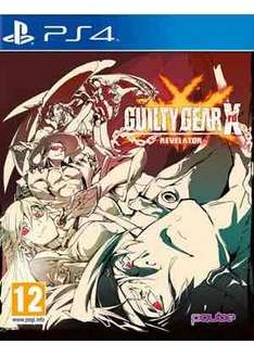 Guilty gear xrd revelator (PS4) £11.99 @ base