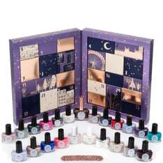 Ciate nail polish advent calendar worth £120 now £30.40 delivered @ Look Fantastic