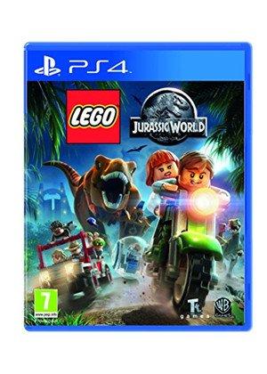 Lego Jurassic World (PS4) £12.99 Delivered @ Base