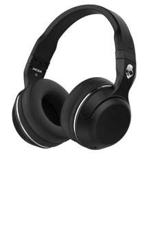 Skullcandy Hesh 2.0 Over-Ear Bluetooth Wireless Headphones with Volume Control - Black/Gunmetal, £35 from amazon and tesco