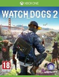Watch Dogs 2 - XBox/PS4 - £29.99 NEW online / £30.00 in store GRAINGER GAMES
