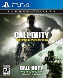 Call of Duty Infinite Warfare Legacy Edition - PS4 - £47.85 @ Simply Games