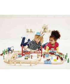 adventure train set