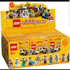 Lego Minifigures Series 16 only £1.88 AND 3 for 2 @ Sainsburys IN STORE ONLY