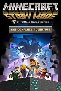 Minecraft: Story Mode - Complete Adventure (Episodes 1-8) £17.99 with Gold (£20.99 non-Gold)