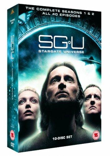 Stargate Universe - Season 1-2 [DVD] £13.49 @ Amazon Prime / £15.48 Non Prime