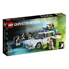 Lego Ghostbusters Cuusoo 21108 at Amazon for £32.97