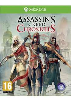 [Xbox One] Assassin's Creed Chronicles Trilogy £9.85 @ Simply Games