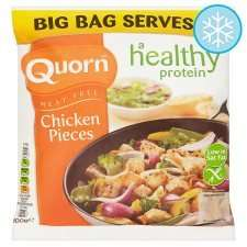 Quorn Chicken Style Pieces 500G £1.50 @ Tesco