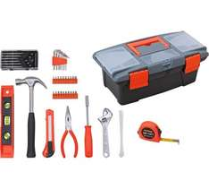 Challenge 42 Piece Toolkit with Box was £14.99 now £7.49 @ argos