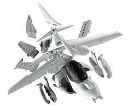 Airfix Quick Build Harrier, Spitfire, or McLaren P1 - £7.99 @ Very